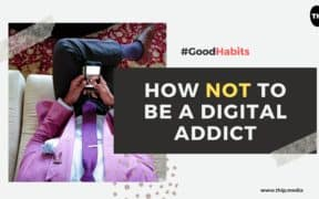 How NOT to be a digital addict